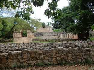 Les ruines de Ek-Balam.