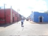 Ses rues colorées.