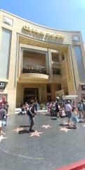 Le Dolby Théâtre et sa fameuse cérémonie des Oscars.
