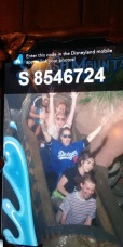 Le Splash Mountain.