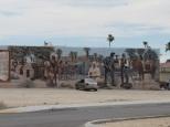 Traversée de villages perdus en plein désert
