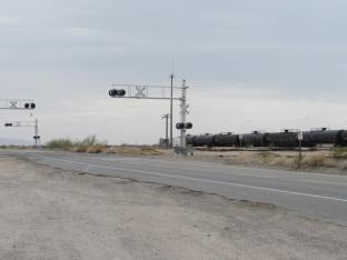 Des trains longs de centaines de mètres.