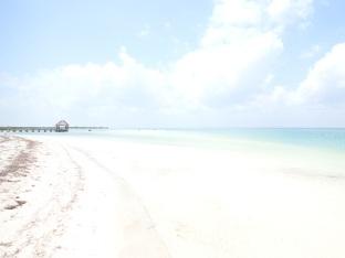 Lendemain, dernier jour, nous profitons de l'île et de ses plages.