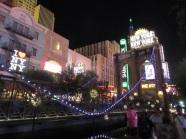 Balade du soir ds les rues de Las Vegas …...