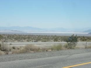 Et bien du désert!!