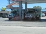 Camion de pompiers …….. verts!!!