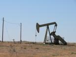 Et d'un coup des puits de pétrole à perte de vue.