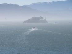 Et la fameuse prison d'Alcatraz!