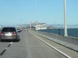 Direction Oakland où nous avons pris un logement.