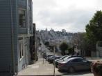 Les rues de SF.