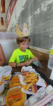 Pte pause repas, eh oui ils sont partout. Et qui c'est le King?